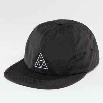HUF Casquette Snapback & Strapback Formless Triple Triangle noir