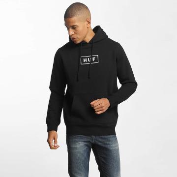 HUF Hoodie Bar Logo black
