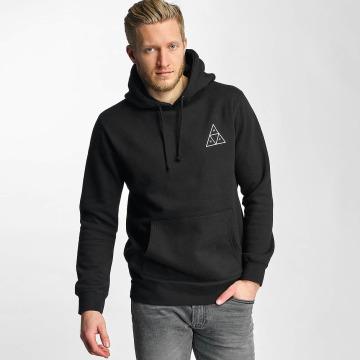 HUF Hoody Triple Triangle zwart