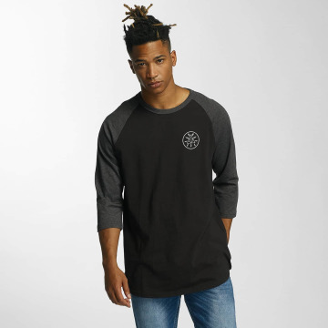 HUF Longsleeve Bolt Triangle black