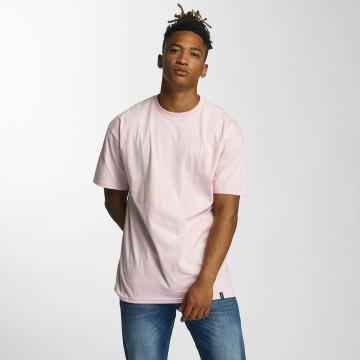 HUF T-Shirt Puff Bar Logo rose