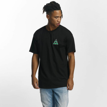 HUF T-Shirt Dimensions Triangle schwarz