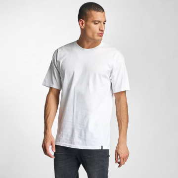 HUF T-shirts Triple Troangle Pocket hvid