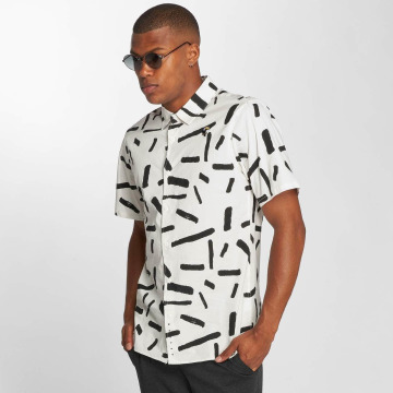 Hurley overhemd Bowie wit
