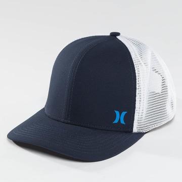 Hurley Trucker Caps Milner blå