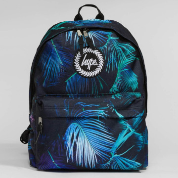 HYPE Backpack Neon Palm colored