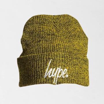 HYPE Bonnet Script jaune
