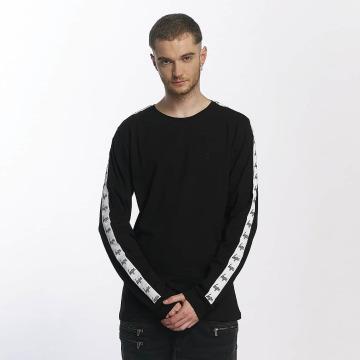 HYPE Pitkähihaiset paidat Taped musta