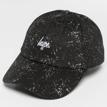 HYPE Snapback Cap Script Speckle Dad black
