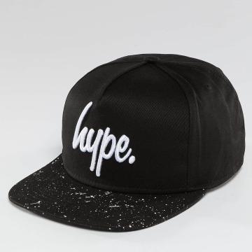 HYPE Snapbackkeps Speckle svart