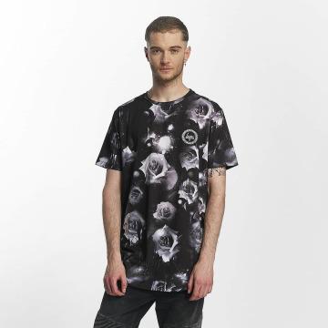 HYPE T-shirt Black Rose nero