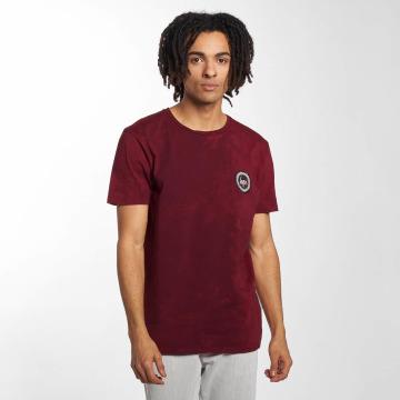 HYPE T-Shirt Acid Crest rouge