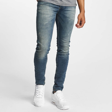 ID Denim Jean slim Manoa bleu