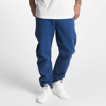 ID Denim Loose fit jeans Fargo blå