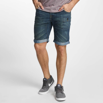 ID Denim shorts Veli blauw