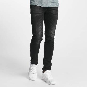 ID Denim Slim Fit Jeans Kula nero