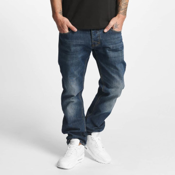ID Denim Straight Fit farkut Jakes sininen