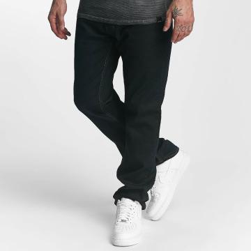 ID Denim Straight Fit Jeans Five blau