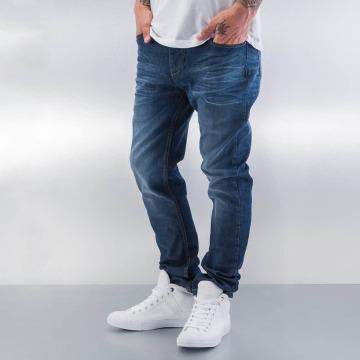 ID Denim Straight fit jeans Regular blauw