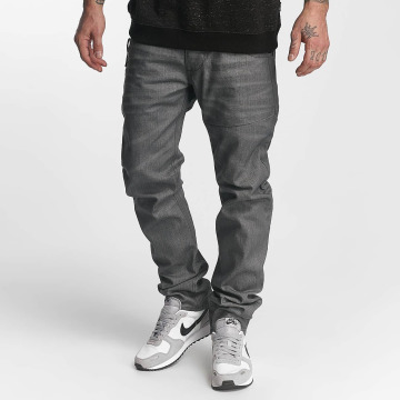 ID Denim Straight Fit Jeans Straight grau