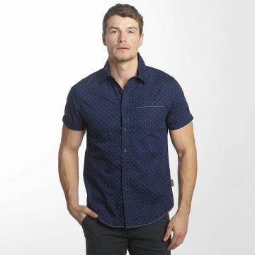 Indicode Hemd Halifax blau