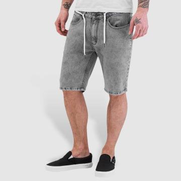 Iriedaily Shorts Shot 2 Slim Fit Denim grau