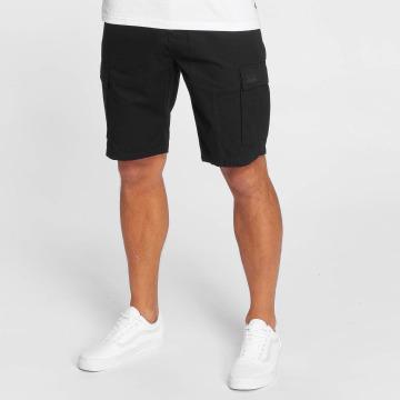 Iriedaily Shorts Ribcargo Straight Cut schwarz