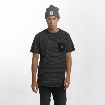 Iriedaily T-Shirt Grand Pocket schwarz