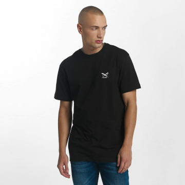 Iriedaily T-Shirt Chestflag Fitted schwarz