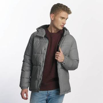 Jack & Jones Демисезонная куртка jcoRoger серый