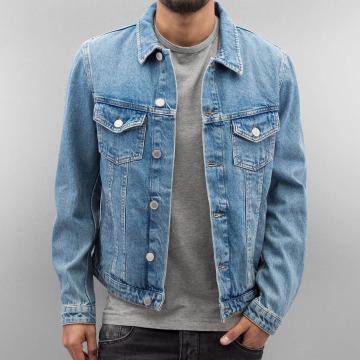 Jack & Jones Демисезонная куртка jjiAlvin синий