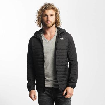 Jack & Jones Демисезонная куртка jjtMulti Quilted черный