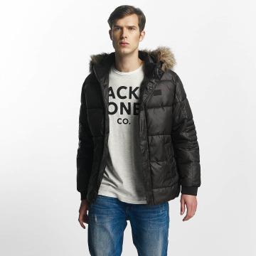 Jack & Jones Зимняя куртка jcoErnst черный
