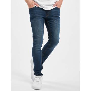 Jack & Jones Облегающие джинсы jjiLiam jjOriginal синий
