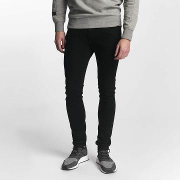 Jack & Jones Облегающие джинсы jjiLiam черный