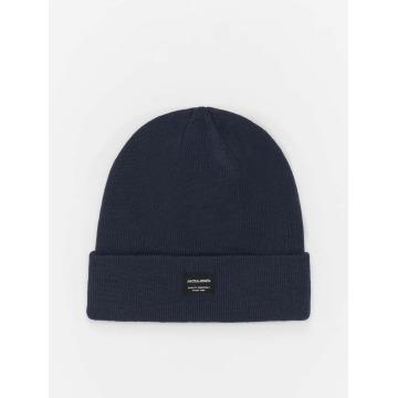 Jack & Jones Beanie jjDNA blau