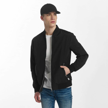 Jack & Jones Bomber jacket jorNew Pacific black