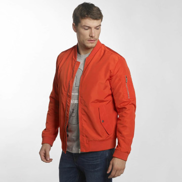Jack & Jones Bomber jacket jcoGrand red