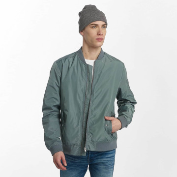Jack & Jones Bomberová bunda jcoGrand modrá