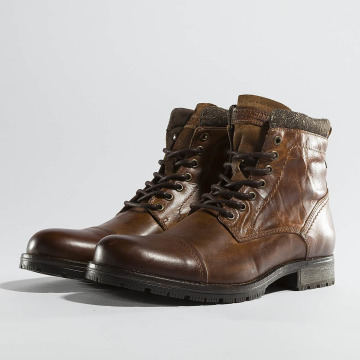 Jack & Jones Boots jfwMarly Leather brown
