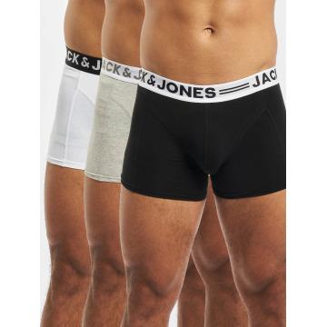 Jack & Jones Boxershorts Sense Mix grau