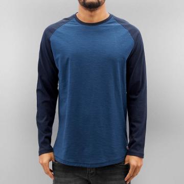 Jack & Jones Camiseta de manga larga jorNew Stan azul