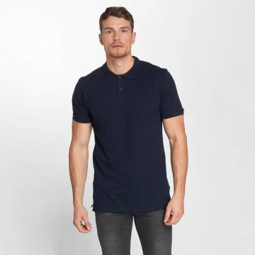 Jack & Jones Camiseta polo jjeBasic azul