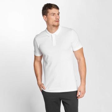 Jack & Jones Camiseta polo jjeBasic blanco