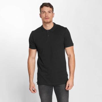 Jack & Jones Camiseta polo jjeBasic negro
