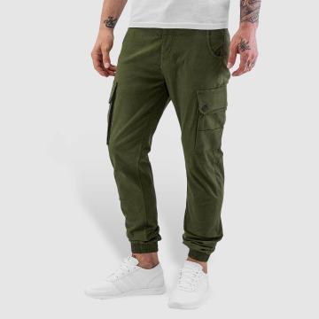 Jack & Jones Cargo pants jjiPaul jjWarner olive