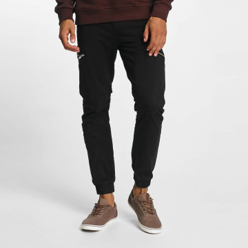 Jack & Jones Chino jjiPaul jjLogan zwart