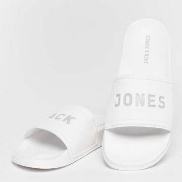 Jack & Jones Claquettes & Sandales jfwLarry blanc
