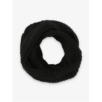 Jack & Jones Echarpe jacWaffle Knit noir