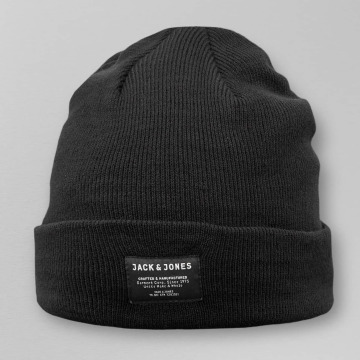 Jack & Jones Hat-1 jjDNA black